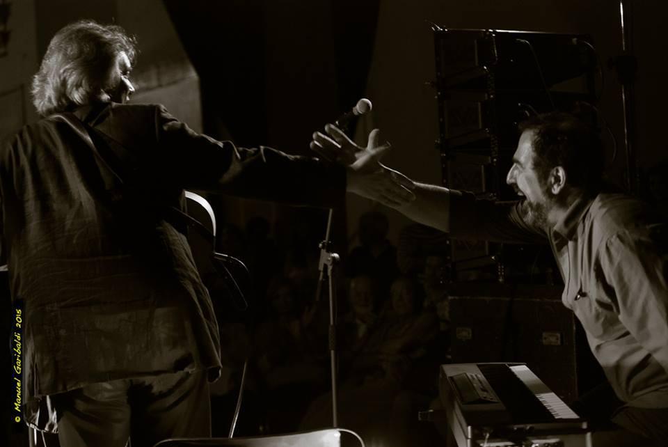 NOGENOVATOUR - Max Manfredi e Federico Sirianni